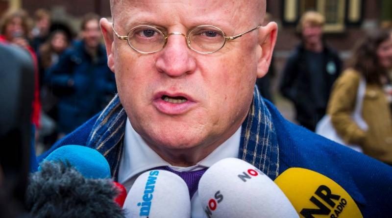 Minister Grapperhaus naar Joodse gemeenschap