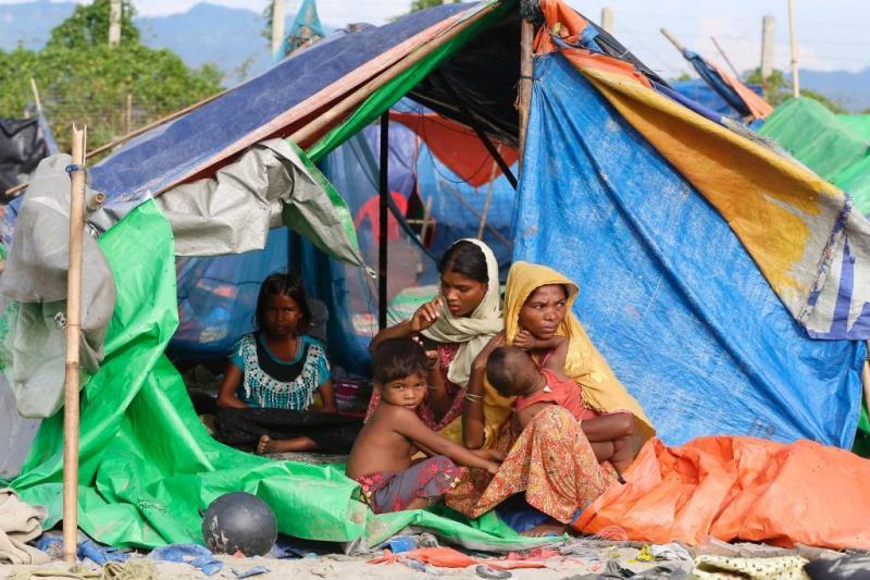 Vele duizenden Rohingya vermoord in Myanmar