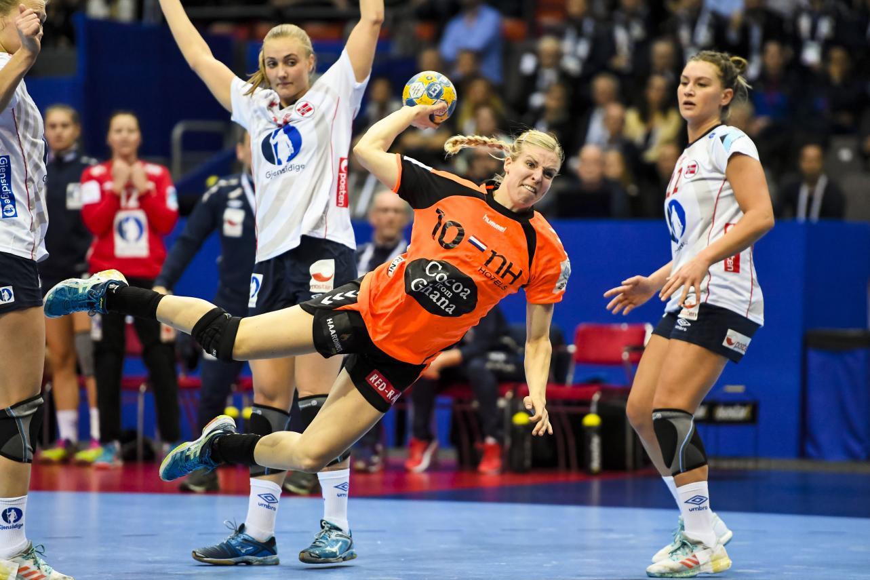 Handbalsters winnen tweede groepswedstrijd op WK (Pro Shots / Bildbyran)