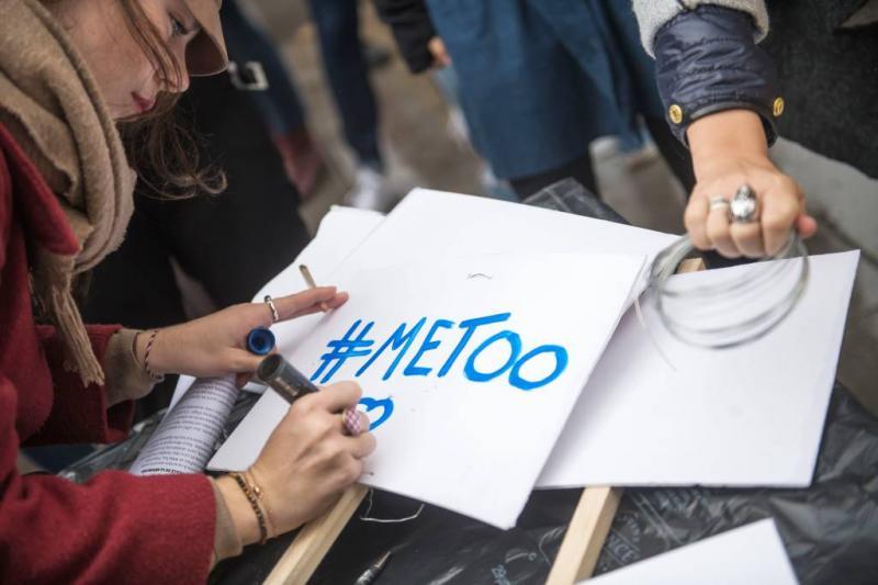 Politica VS stopt om 'MeToo-beschuldiging'