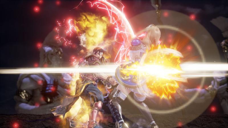 SoulCalibur VI - Mitsurugi & Sophitia Reversal Edge (Foto: Bandai Namco)