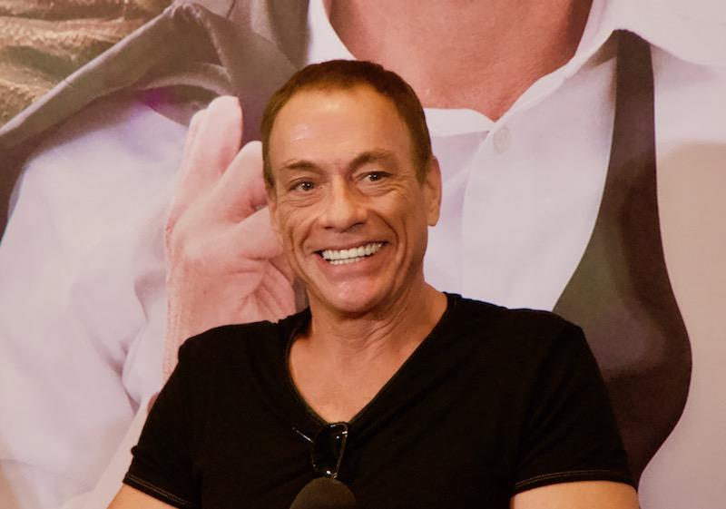 Jean-Claude van Johnson: Jean-Claude van Damme (Foto: Peter Breuls)
