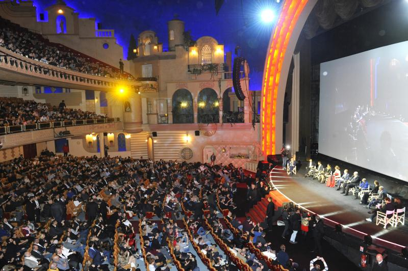 Jean-Claude van Johnson: premiere in Parijs (Foto: Amazon)