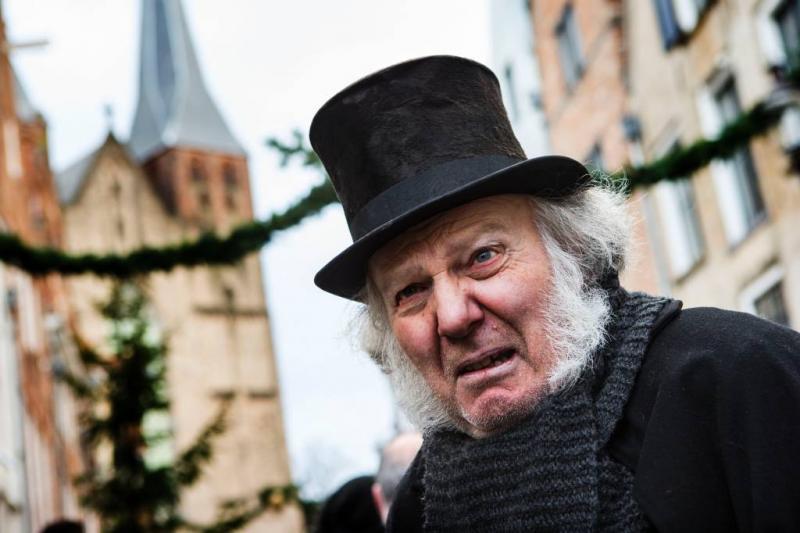 Tijd van Dickens herleeft weer in Deventer