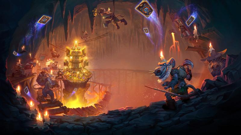 Hearthstone: Kobolds & Catacombs