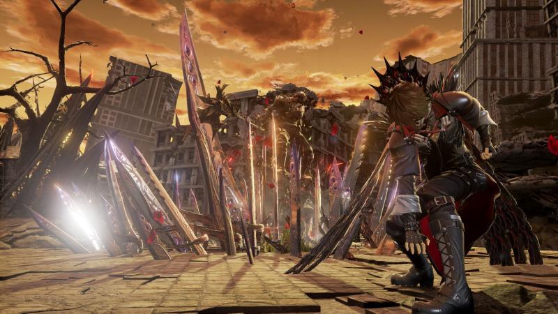 Code Vein - Blood Veil Scarf (Foto: Bandai Namco)
