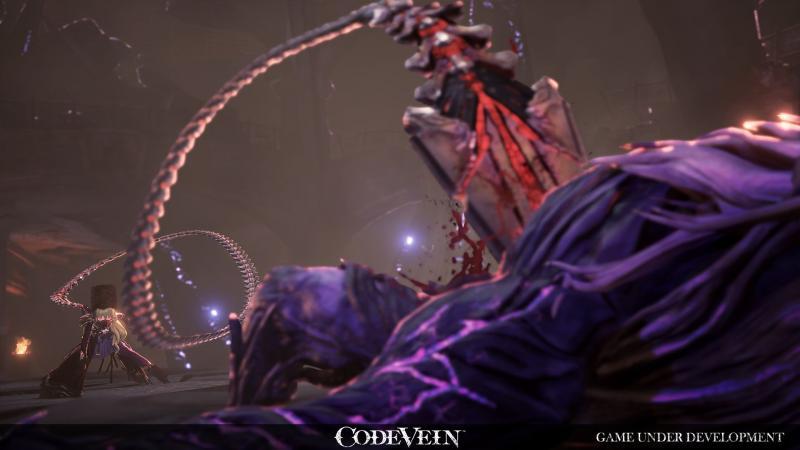 Code Vein - Blood Veil Tail (Foto: Bandai Namco)