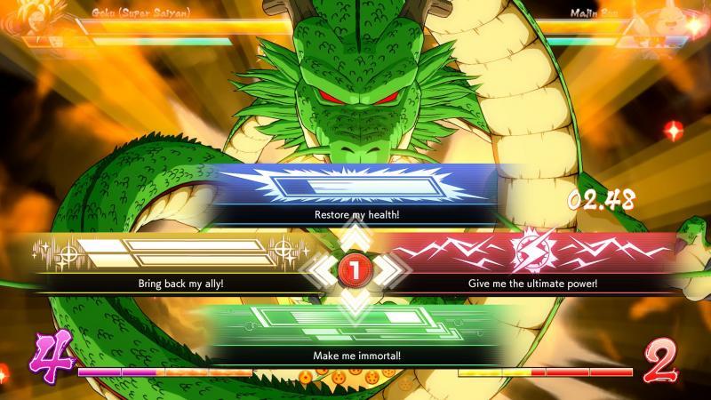 Dragon Ball FighterZ - Senron (Foto: Bandai Namco)