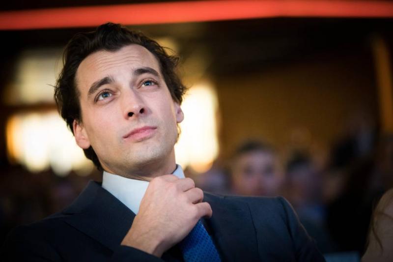 Thierry Baudet politicus van het jaar
