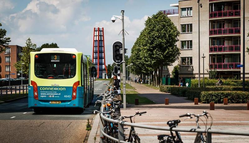 Mogelijk acties in openbaar vervoer