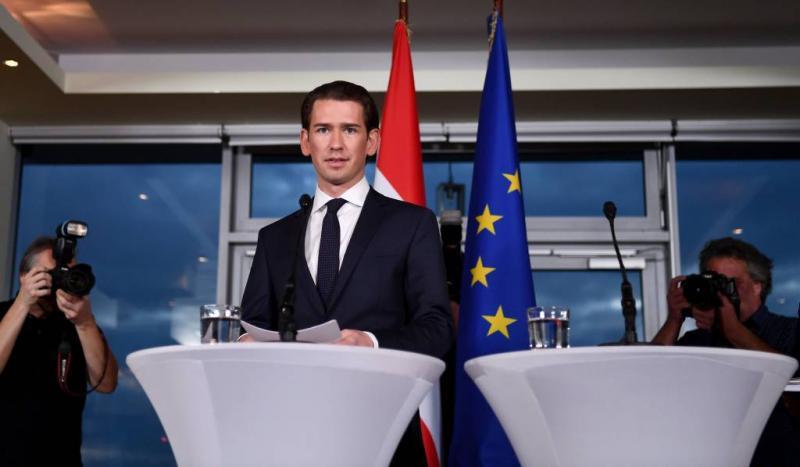 EU vertrouwt op pro-Europese rol Oostenrijk