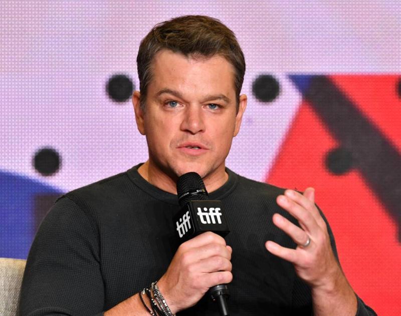 Matt Damon weer onder vuur vanwege #metoo