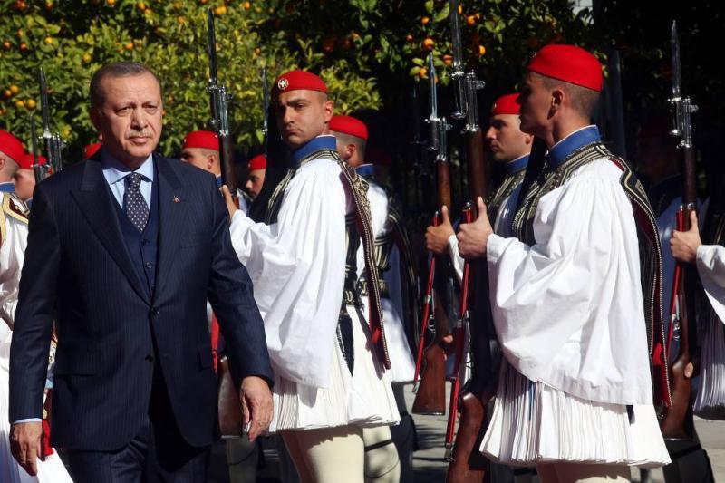 'Nederlanders vast om beramen aanslag Erdogan'