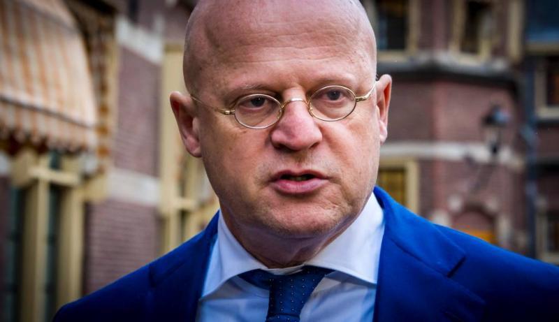 Nederland helpt niet met vervolgen cartoonist