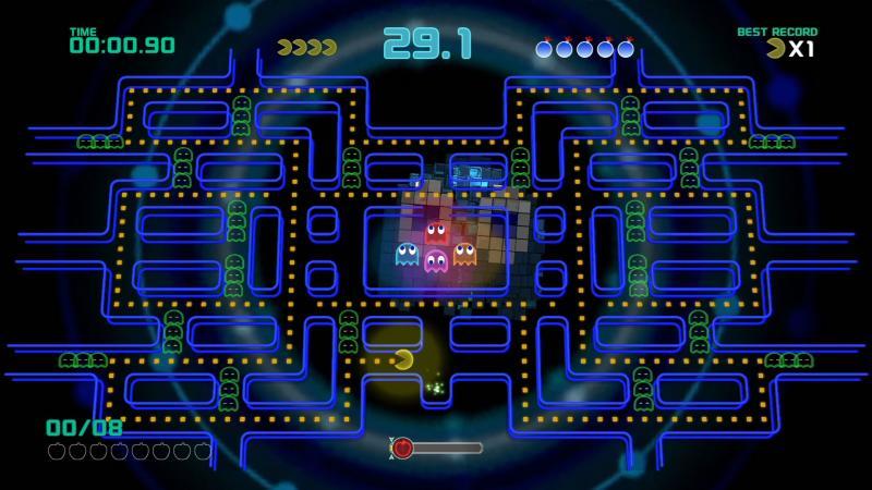Pac-Man Championship Edition 2 Plus - Maze (Foto: Bandai Namco)