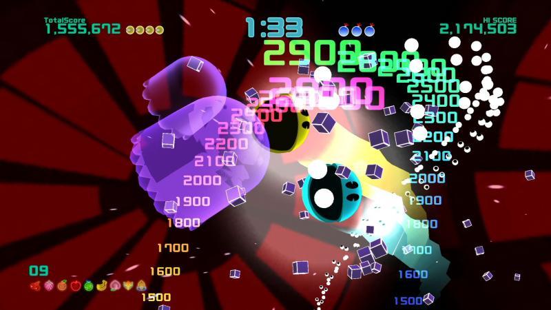 Pac-Man Championship Edition 2 Plus - Co-op (Foto: Bandai Namco)