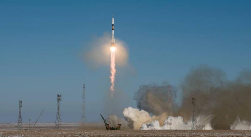 'Ruimtebewoners' aangekomen in ISS