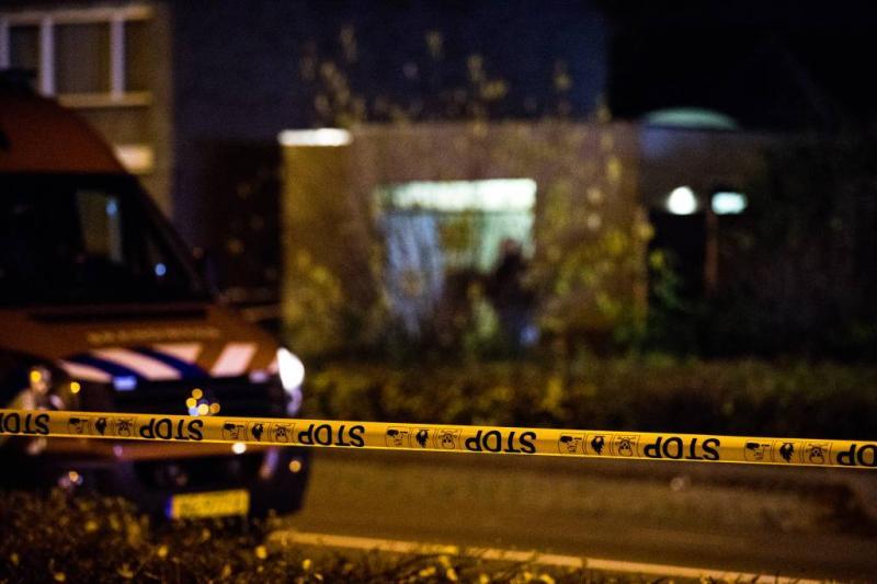 Twee doden door schietpartij in Rotterdam