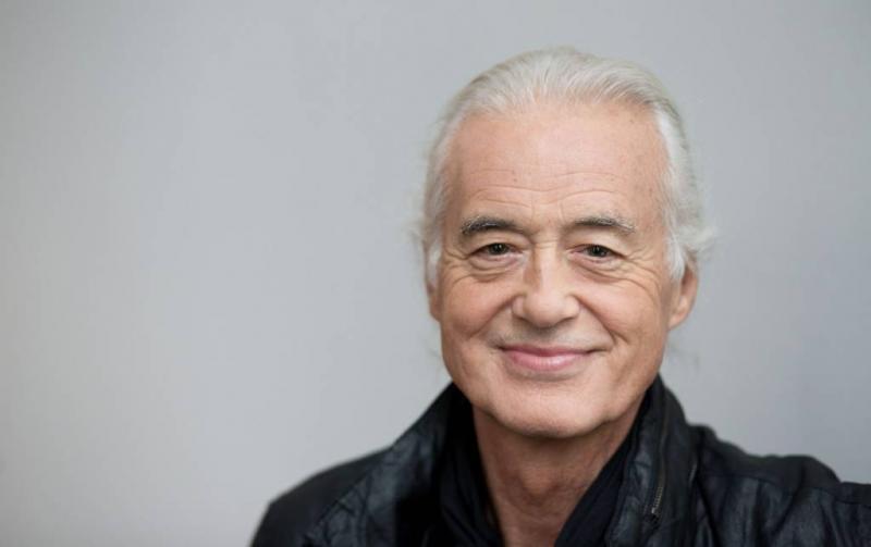 Jimmy Page hint op nieuwe muziek Led Zeppelin