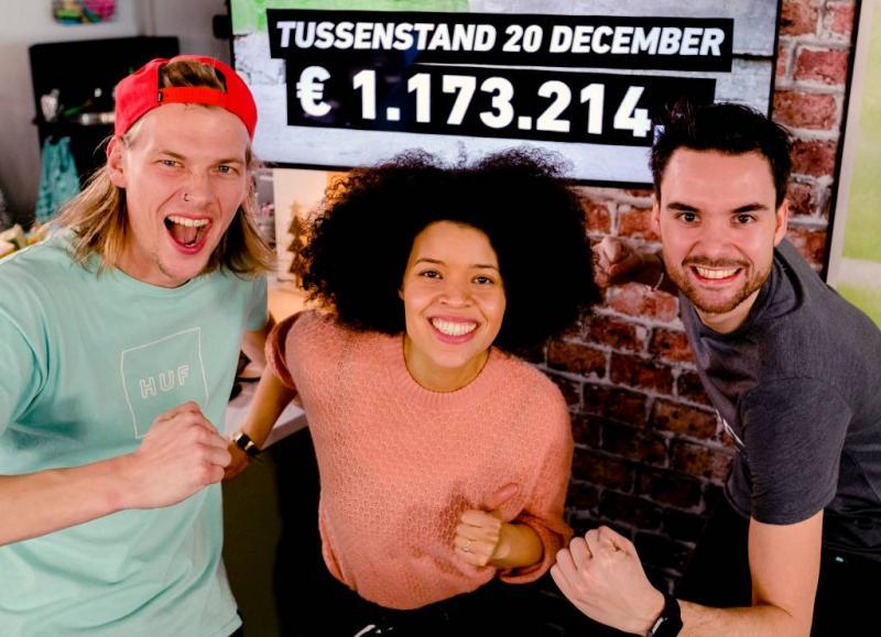 3FM valt uit top 10 luistercijfers