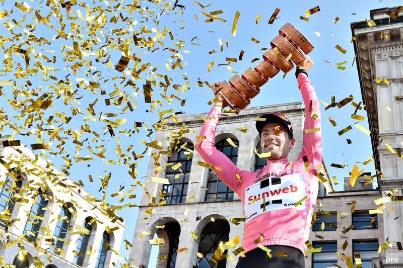 'Dumoulin gaat opnieuw voor Giro d'Italia' (Pro Shots / Insidefoto)