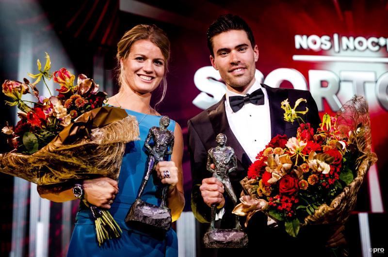 Dumoulin en Schippers sporters van het jaar (Pro Shots / Anp)