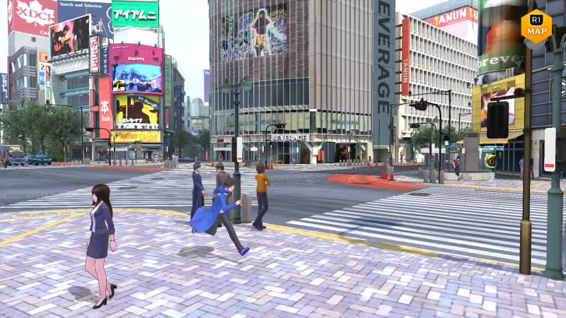Digimon Story: Cyber Sleuth - Hacker's Memory - Real World (Foto: Bandai Namco)