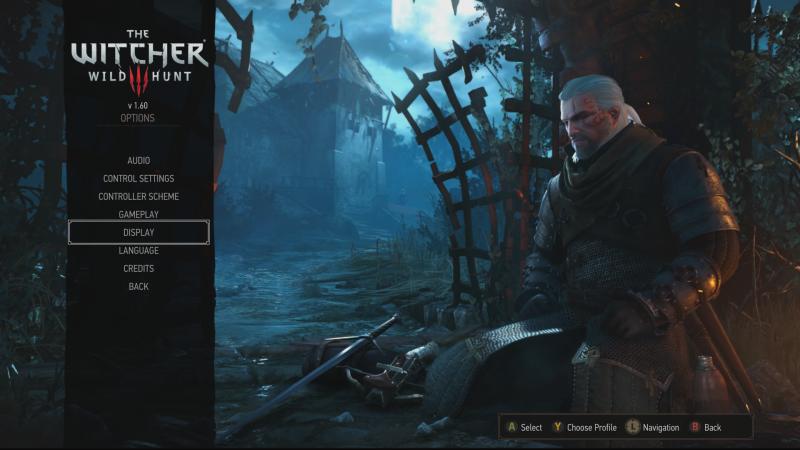 Witcher 3 - Keuze