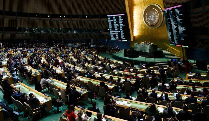 VN veegt erkenning Jeruzalem VS van tafel