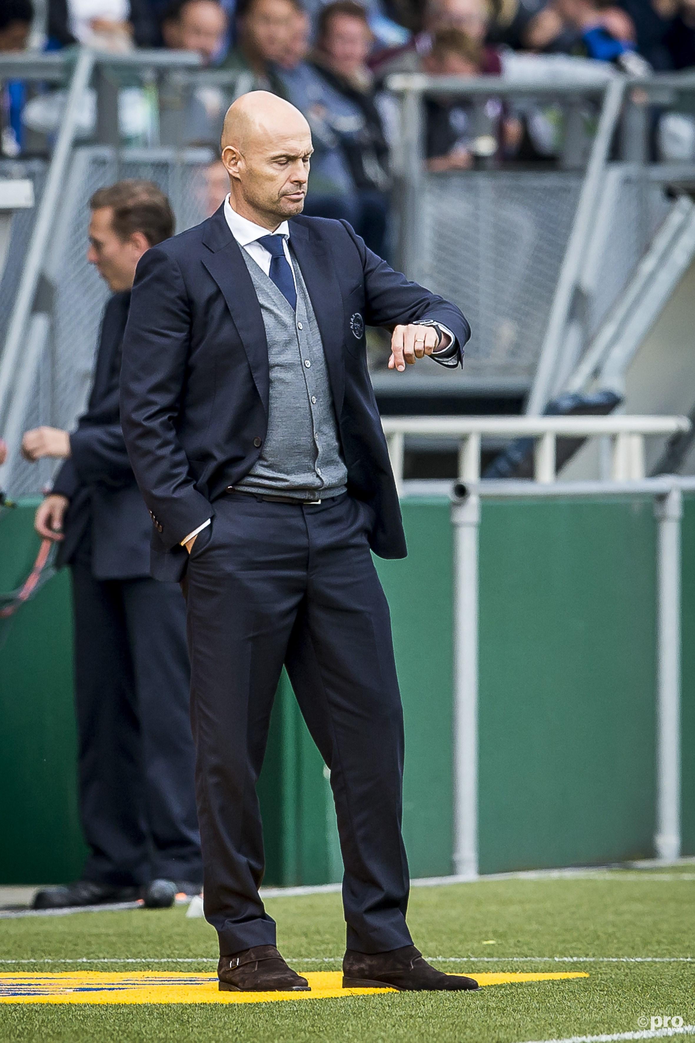 Keizer's tijd bij Ajax zit erop (Pro Shots/Toin Damen)