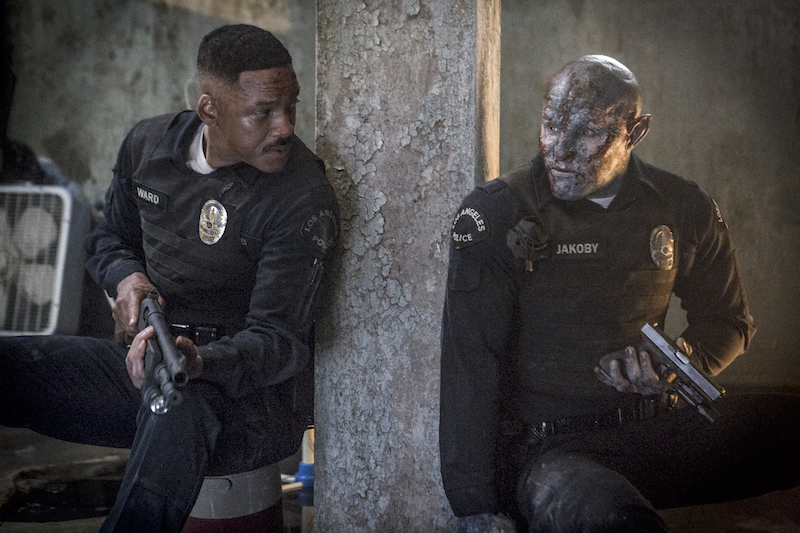 Bright: Will Smith en Joel Edgerton