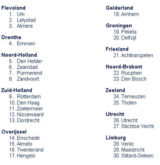 PVV doet volgend jaar in 30 gemeenten mee (Foto: PVV)