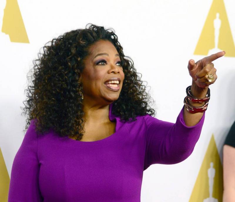 Oprah woedend over fake Instagram-account