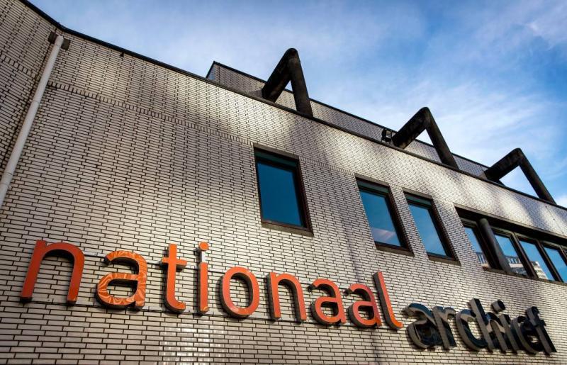 Nationaal Archief geeft weer stukken vrij