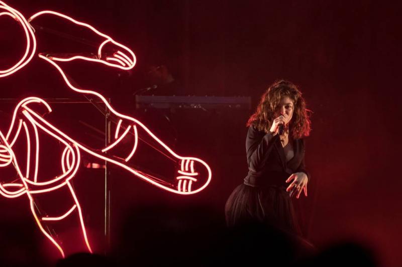 Lorde denkt na over concert in Tel Aviv
