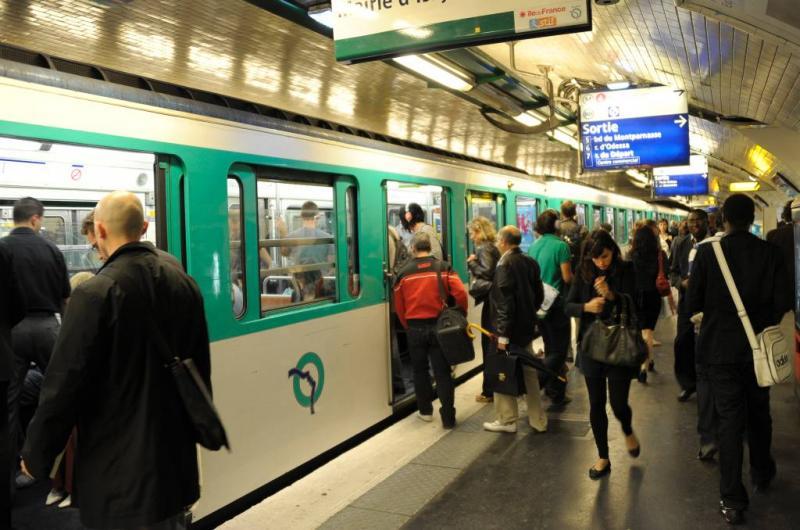 Frans openbaar vervoer onveilig voor vrouwen