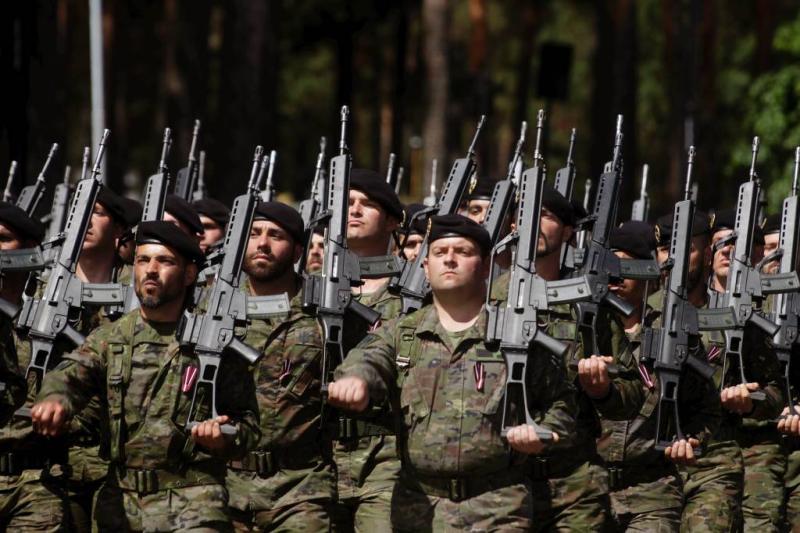 Spaans leger verbiedt 'macho liedjes'