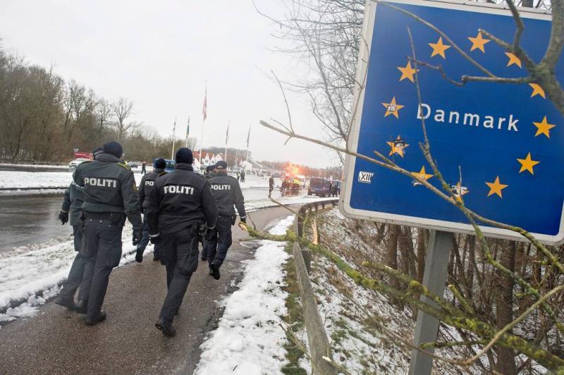 Denemarken verscherpt grenscontrole