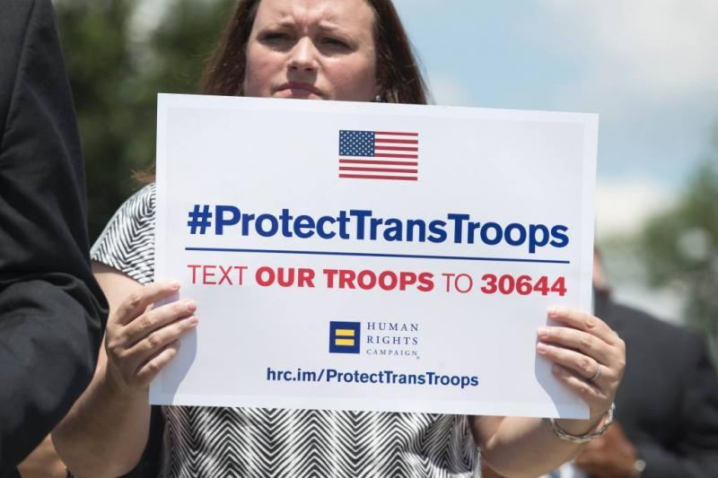 Transgenders mogen leger VS in