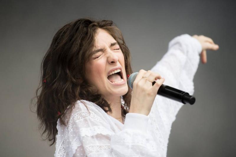 'Lorde zegt concert in Israël af'