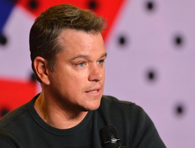 Vader van Matt Damon overleden