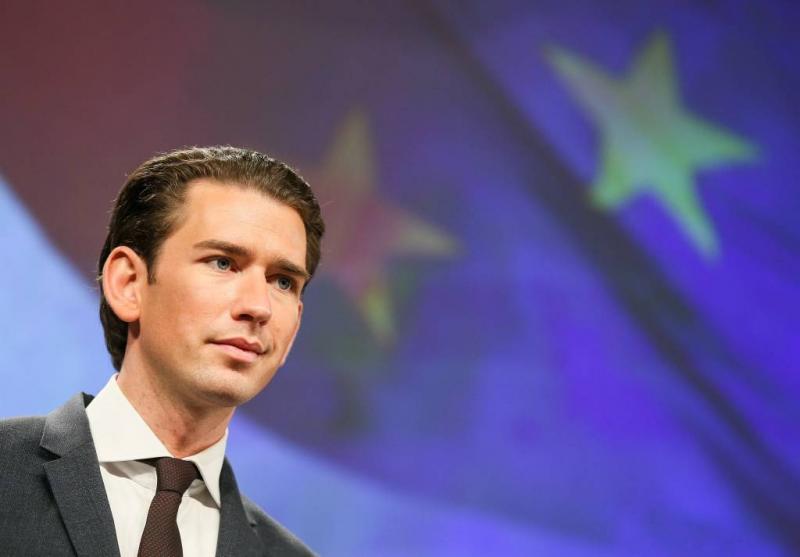 Oostenrijk: Kurz wil nieuw EU-asielbeleid