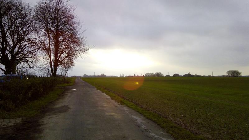 Toch een streepje zon (Foto: DJMO)