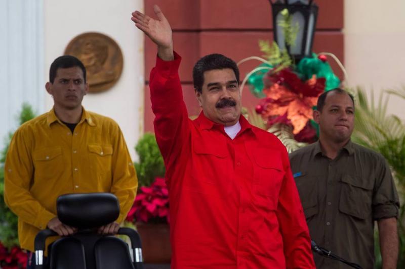 Maduro laat 36 tegenstanders vrij