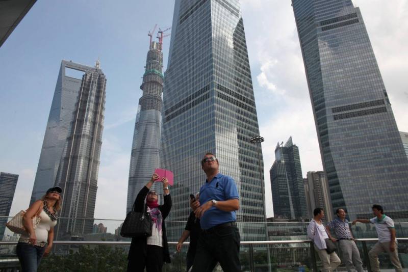 Shanghai is vol