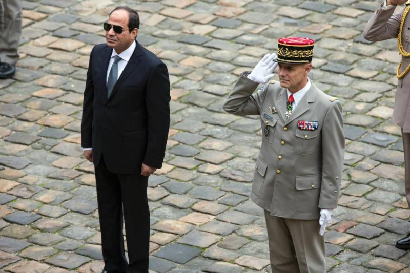 Egypte executeert 15 mannen