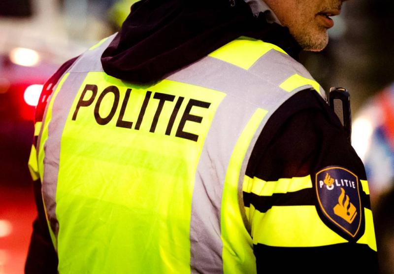 'Sloveense truck rol bij ongeval Vlissingen'