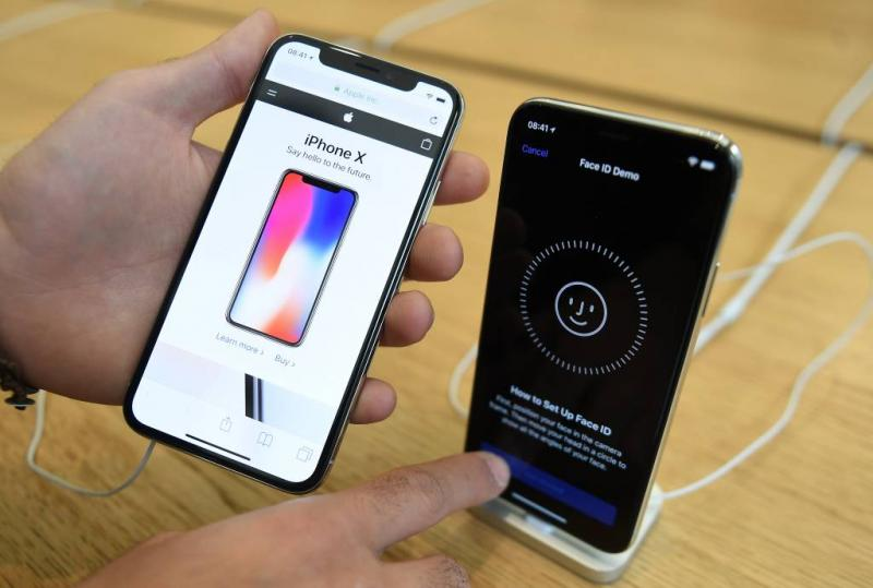 'Vraag naar Apples iPhone X valt tegen'