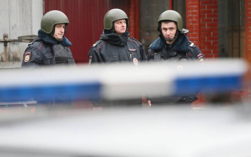Gewonden door explosie winkelcentrum Rusland