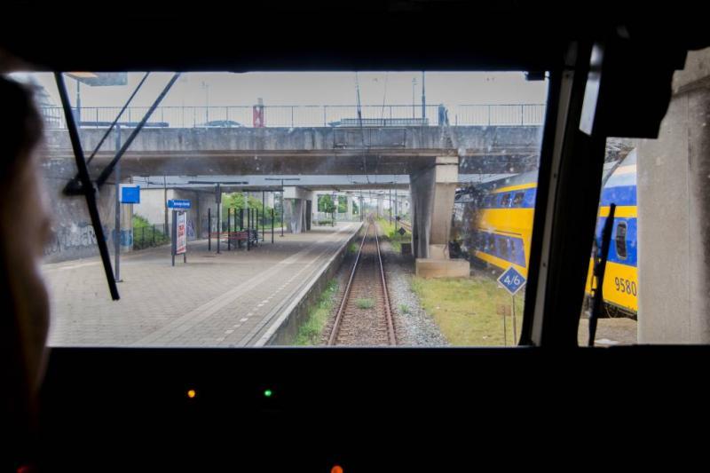 ProRail doet proeven met zelfrijdende treinen